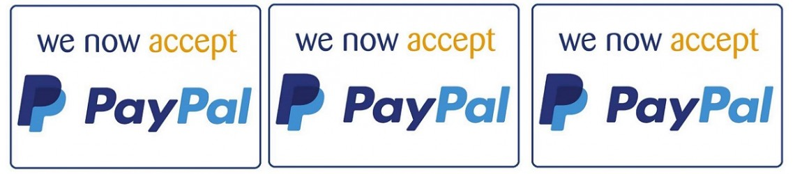 Paypal accepting