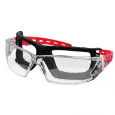 Safety Glasses Mack Clear With Dust Guard