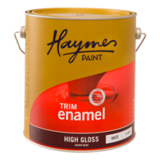 Haymes Enamel Gloss Black 1L
