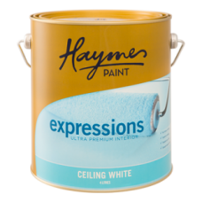 Haymes Expressions Ceiling White Enviro 10L