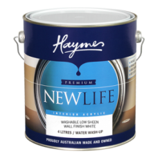 Haymes Newlife Ext Low Sheen Acr Dark Tint 1L
