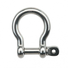 Stainless Steel Bow Shackle 12mm