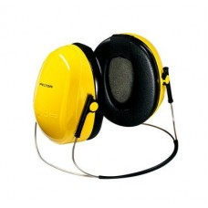 3M Earmuff Behind The Head