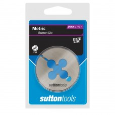 "Button Die Metric 5X0.8mm 1"" OD"